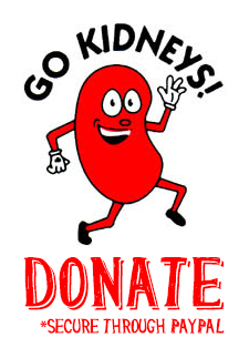 Throw in on KZLs Medical Fund with a secure online donation.